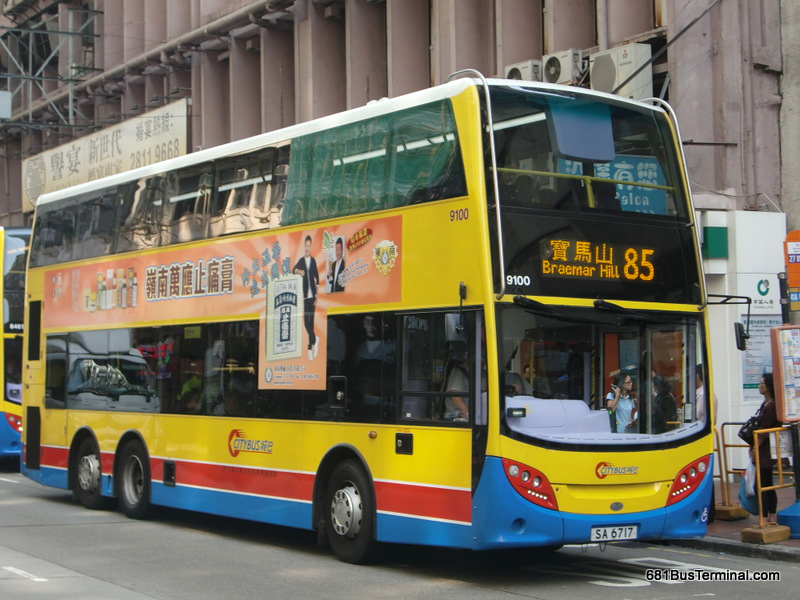 Citybus route 85 for Bus timetable perth 85